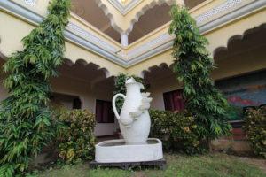 Garden Art Piece