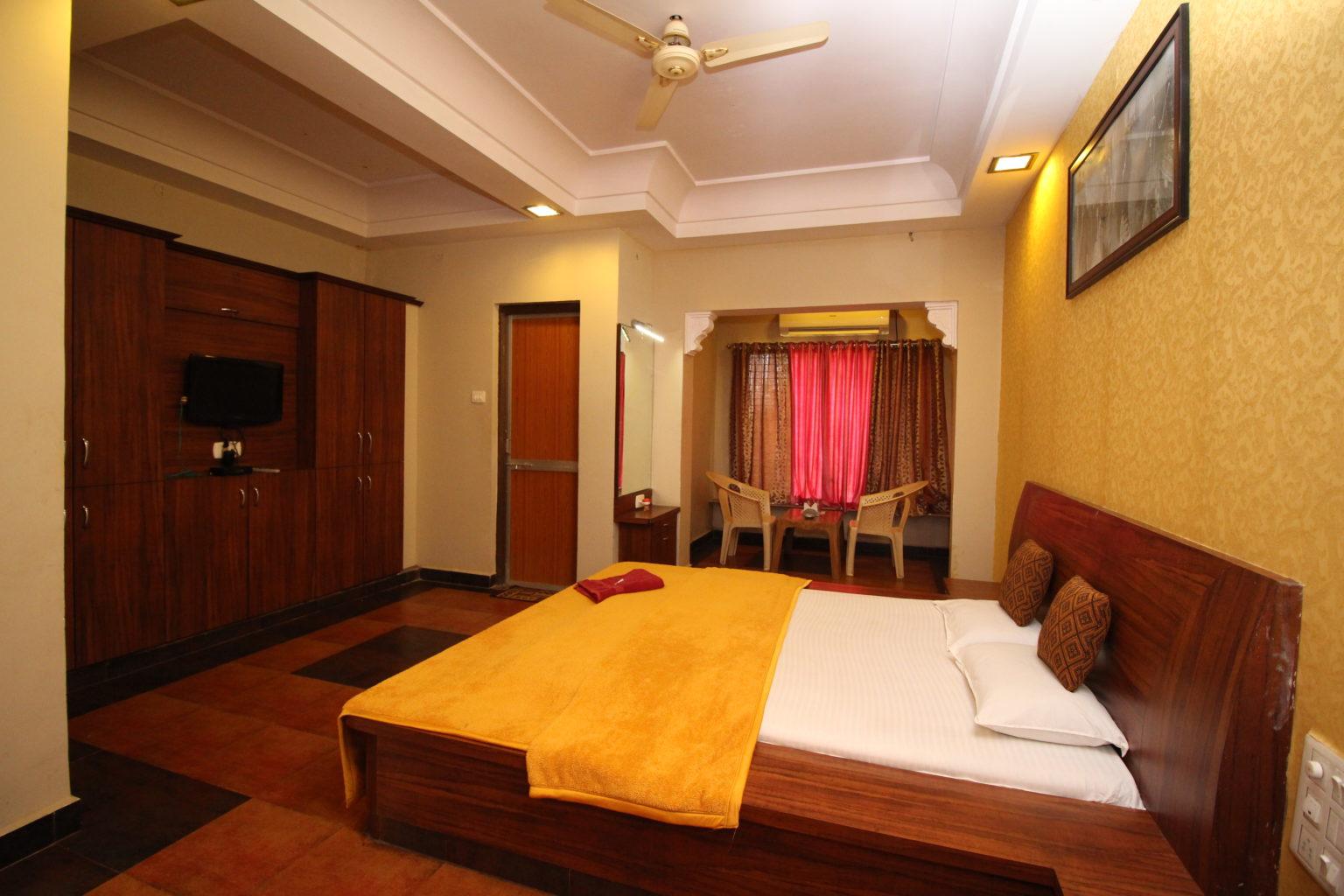 ac rooms